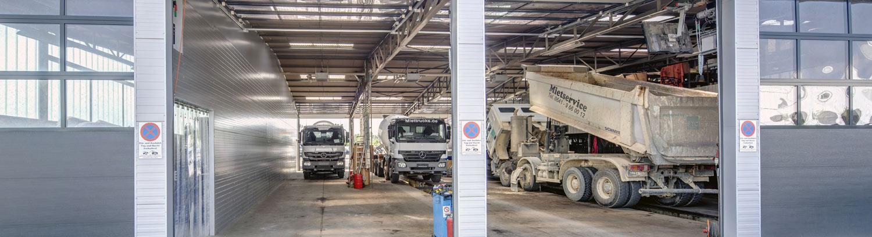 Truckreparatur in Giessen
